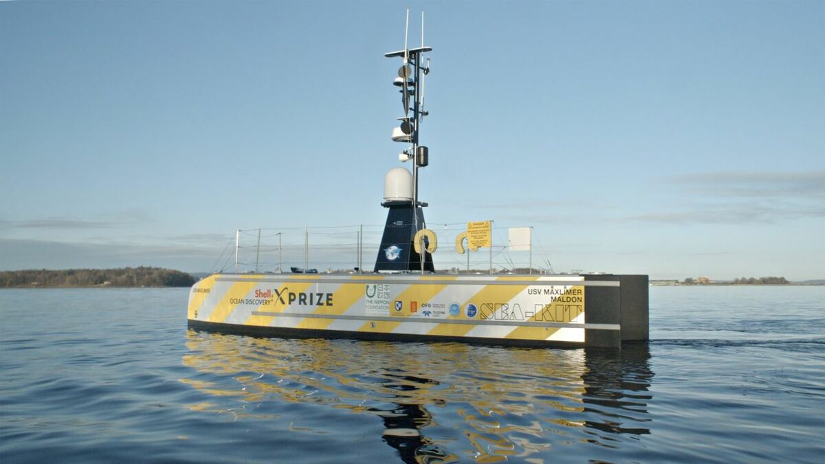 Fugro's growing USV family is based on a platform from SEA-KIT in the UK