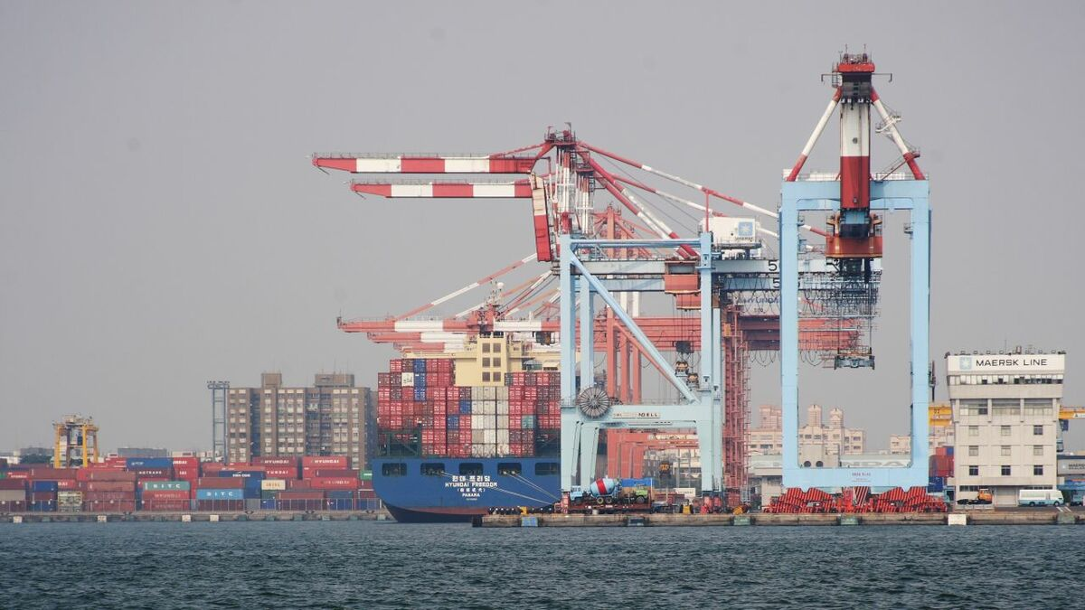 Many startups have developed technology to revolutionise container shipping