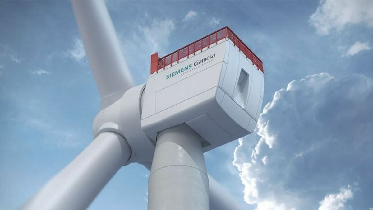 Siemens Gamesa recently introduced what is currently the world's largest offshore wind turbine, the SG 14-222 DD