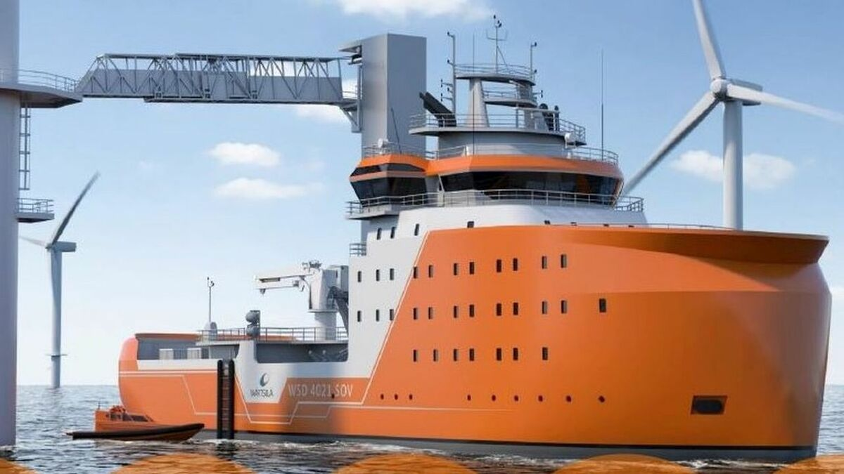 Wärtsilä: offshore wind ships 'could be enabler' for decarbonisation