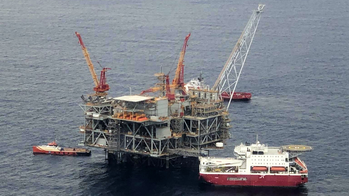 The accommodation vessel Temis will be deployed to the Alen gas field in Q3 2020