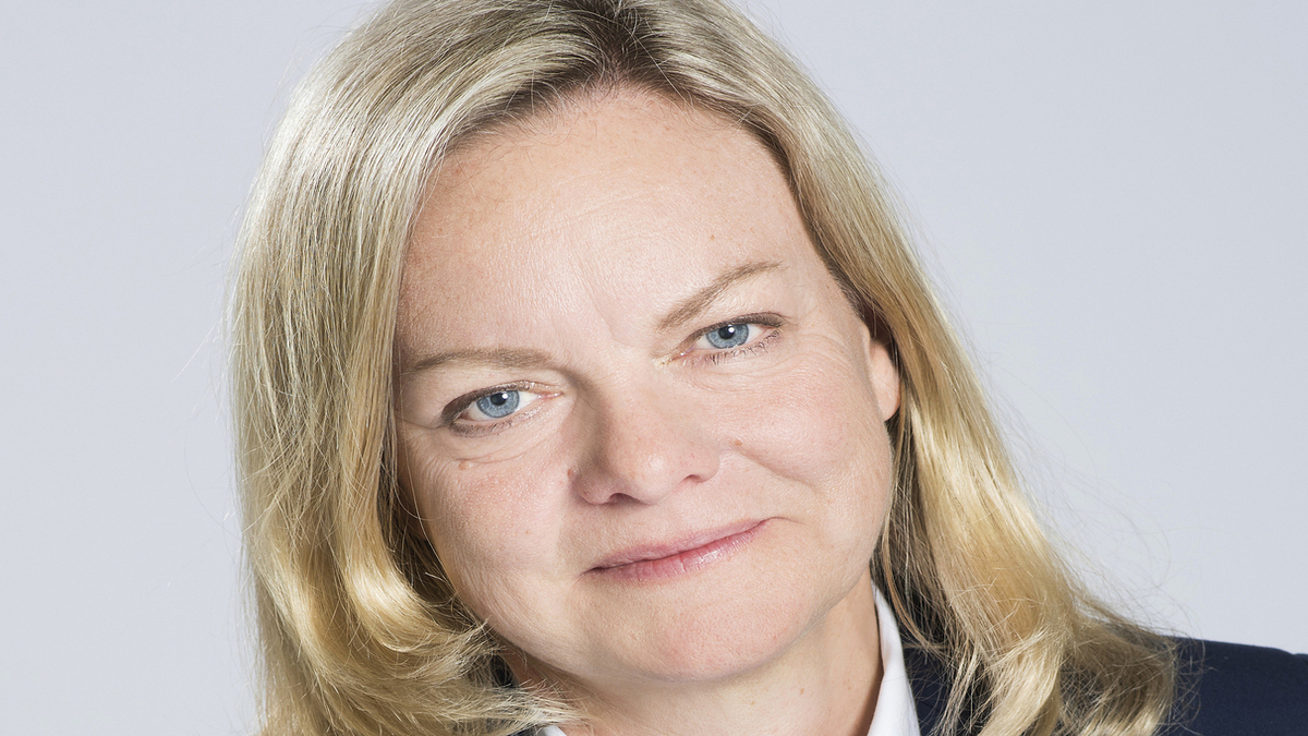 Heléne Mellquist (Volvo Penta): I am taking on this task with great expectations and eagerness (Image: Volvo Penta)