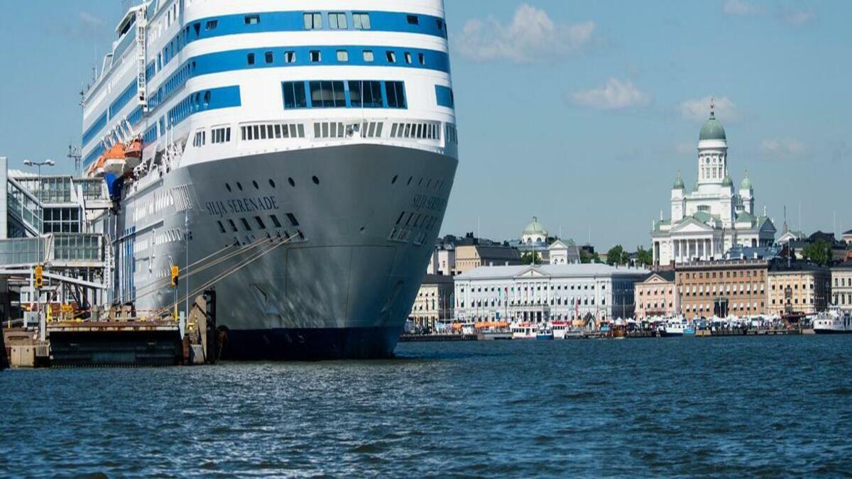 Port of Helskini