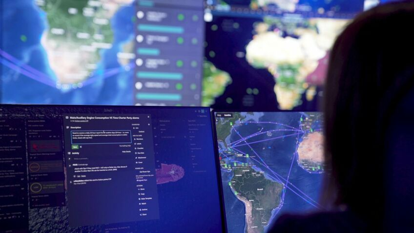 How to get value from smart ships and condition monitoring