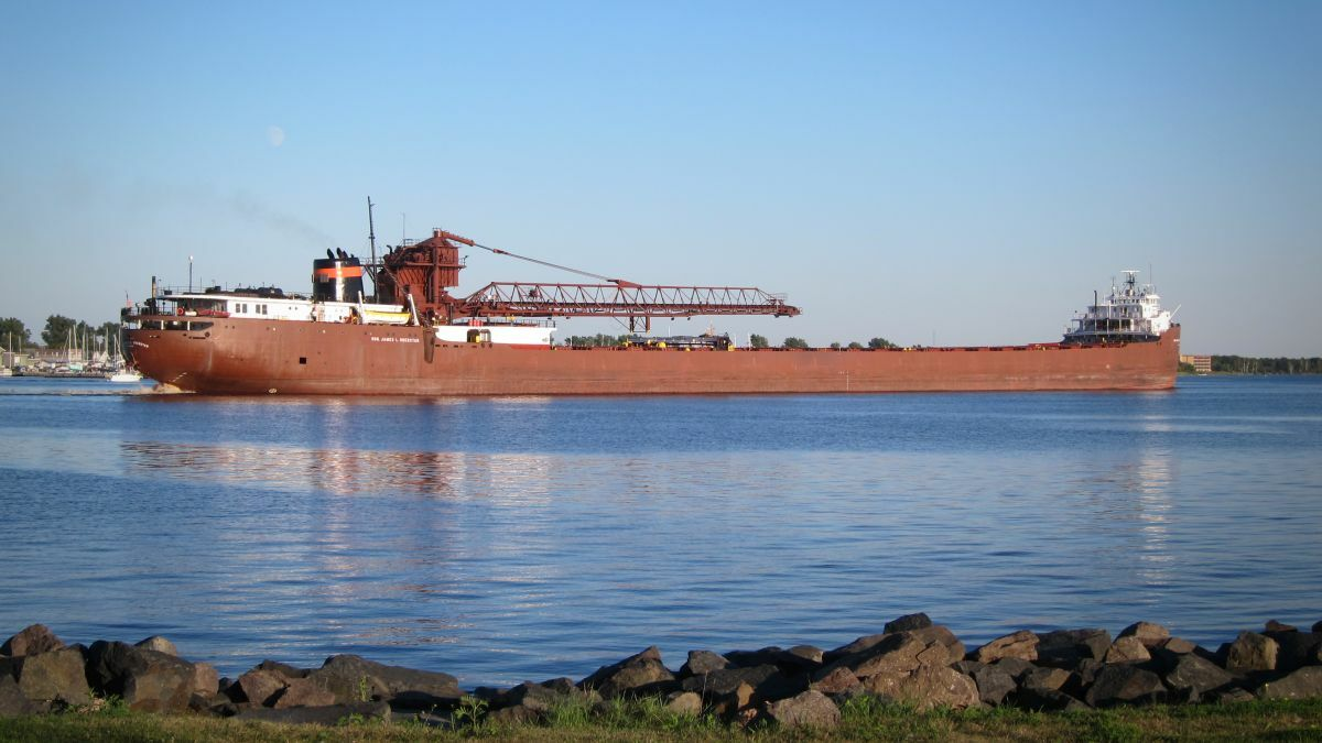 Laker-type: Ballast water standards at the centre of Great Lakes feud