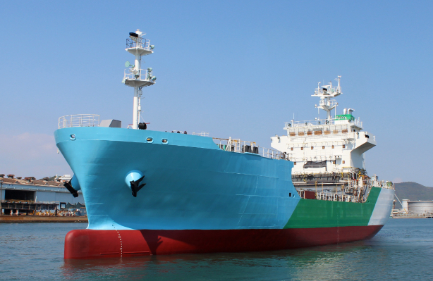 Central Shipping's LNGBV will bunker vessels in Central Japan