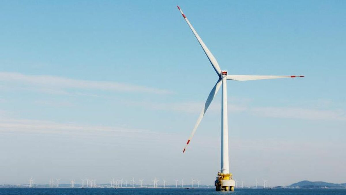 MingYang is to supply 8-MW turbines for the Xinghua Bay 2 offshore windfarm
