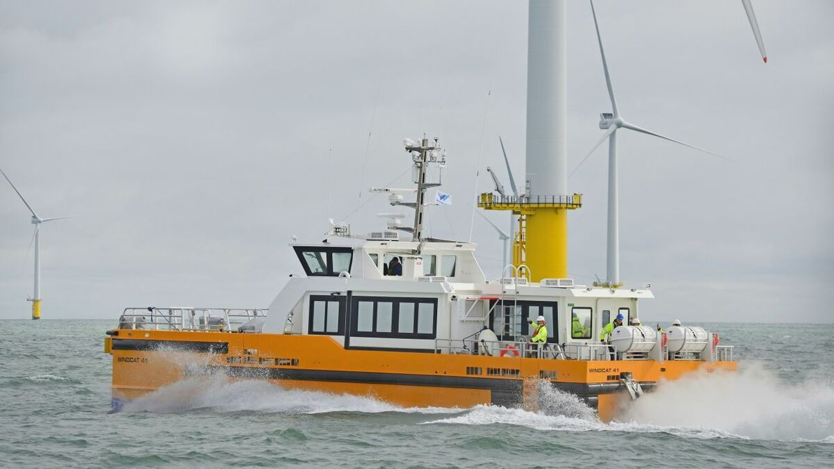 Conditions offshore can affect the well-being of turbine technicians and their ability to undertake maintenance