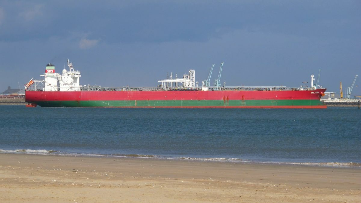 SKS Doda, an LR2 tanker now under OSM management (source Creative Commons - Didier Duforest)