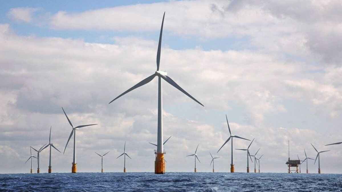Vattenfall's proposed extension to the Thanet offshore windfarm has been blocked by BEIS