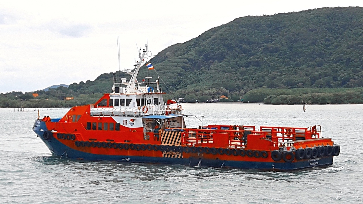 Long-term charter secured for 14 crew boats in Thailand