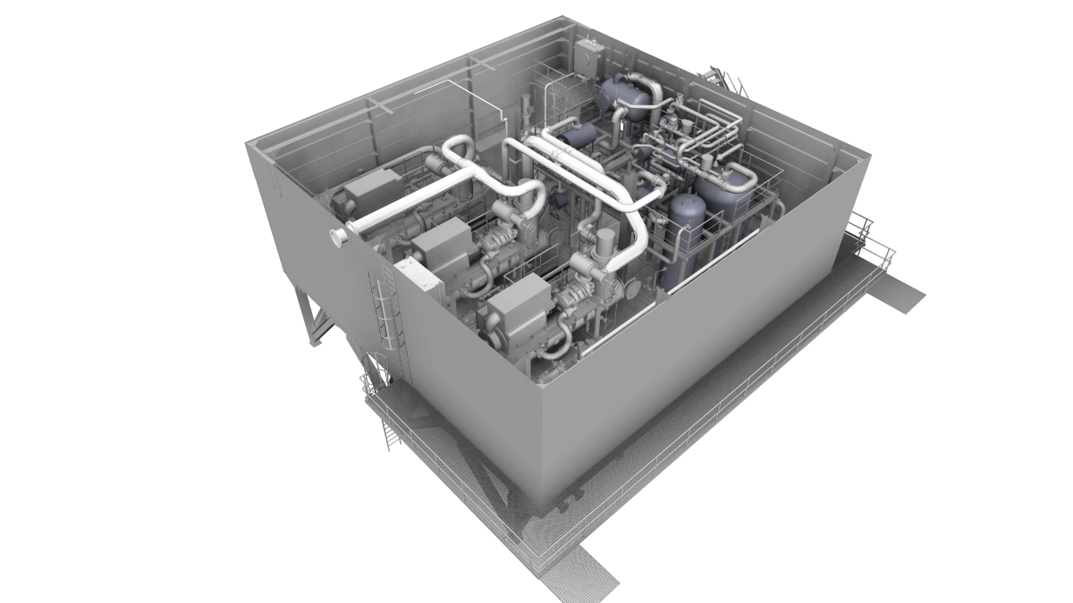 Wärtsilä's VOC recovery and liquification fuelling system to feature on KNOT shuttle tankers