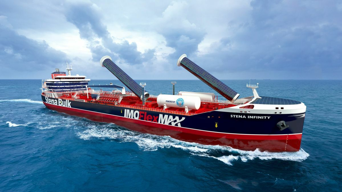 Stena Bulk IMOFlexMAX: A bold step towards IMO GHG compliance