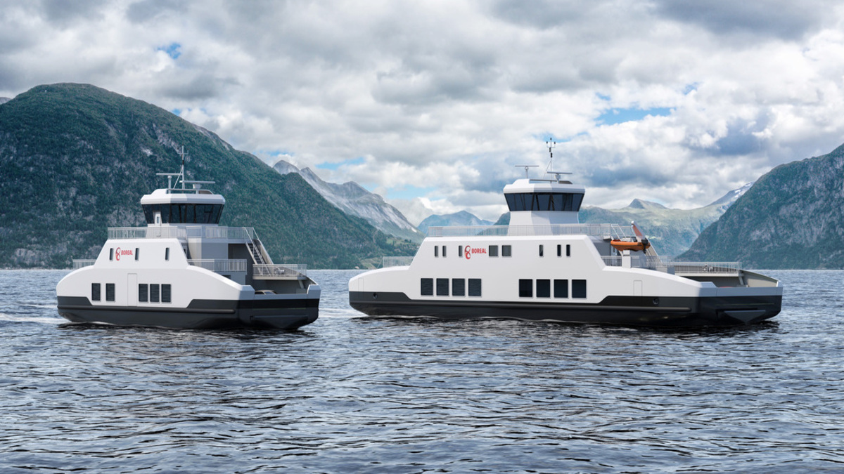Wärtsilä to design and equip two zero-emissions ferries