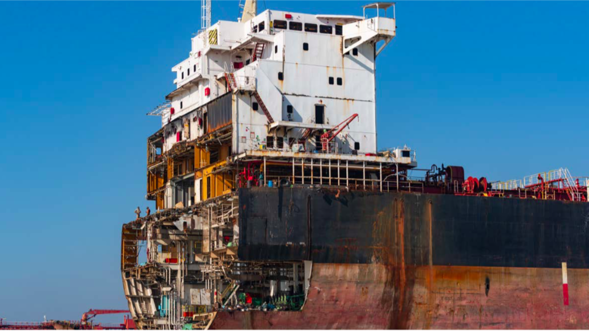 DNV GL releases new guidance paper on ship recycling