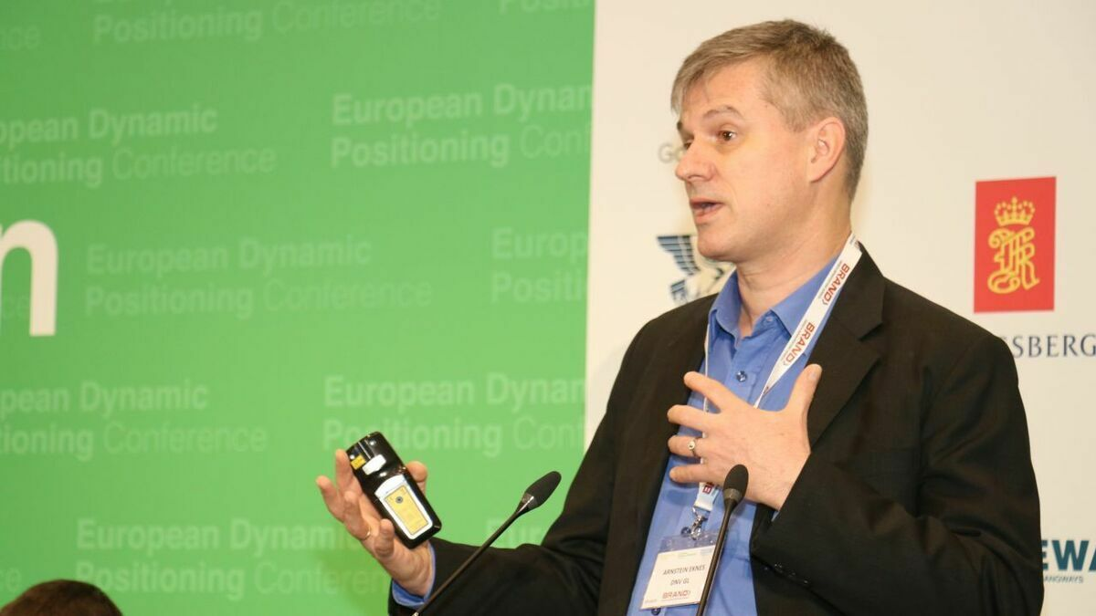 "Arnstein Eknes (DNV GL): ""hybrid propulsion is an obvious place to start"""