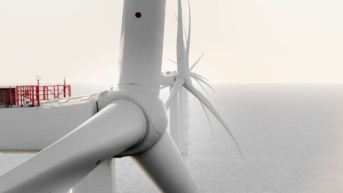 The Seagreen project will see MHI Vestas supply 114 V164-10 MW turbines