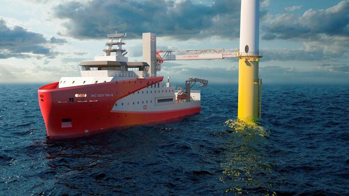 Royal IHC tests autonomous navigation technology for SOV