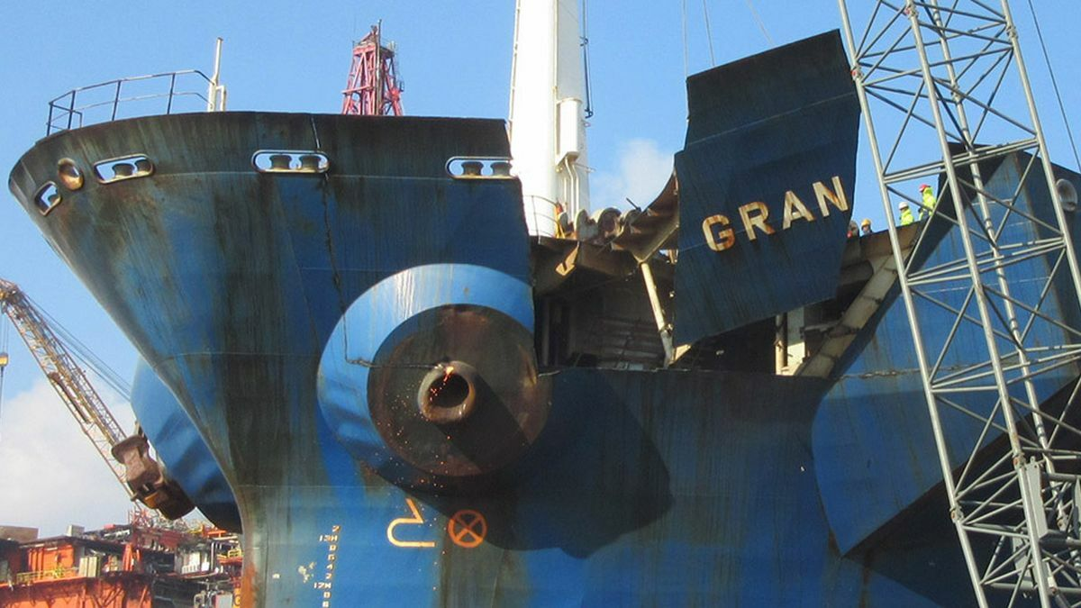 Star Gran: the first vessel to be recycled in compliance with EU Ship Recycling Regulation