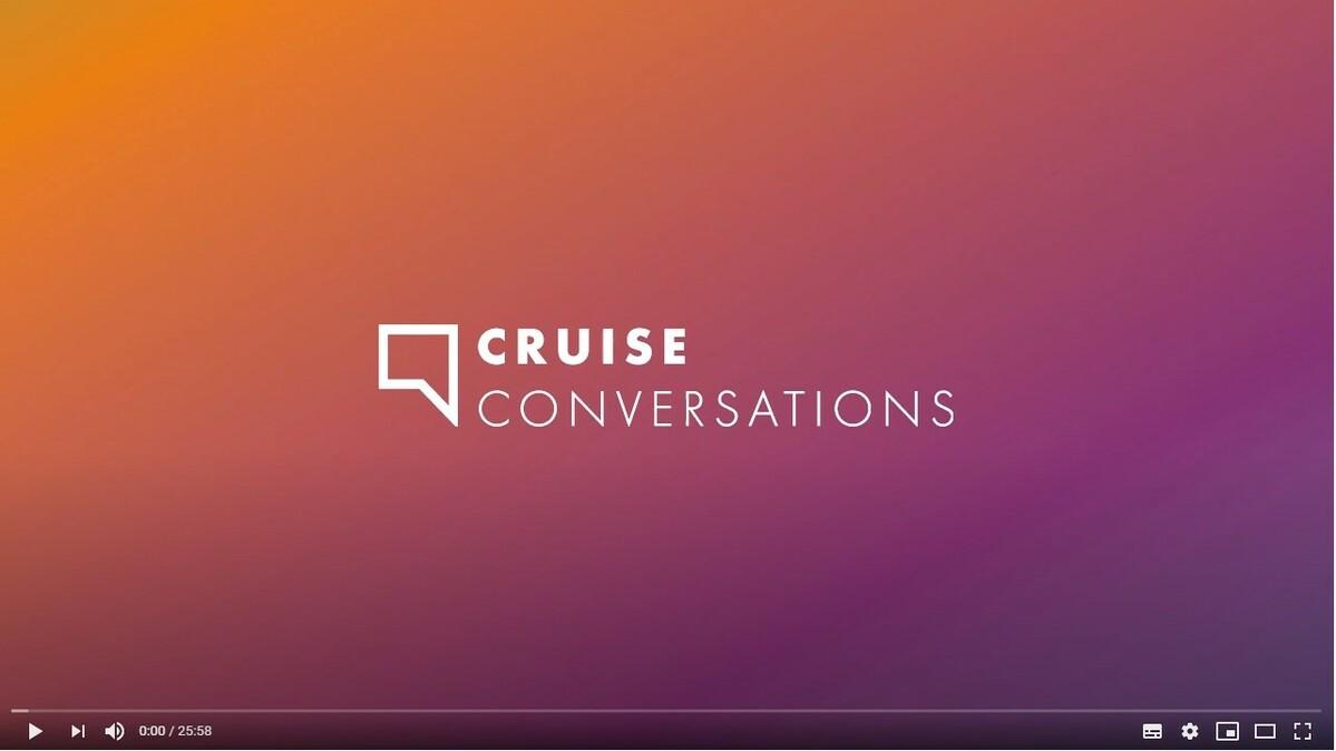 Cruiseday Tuesday with Petra Ryberg