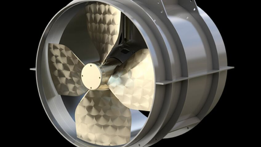 Berg Propulsion invests in thruster manufacturing site
