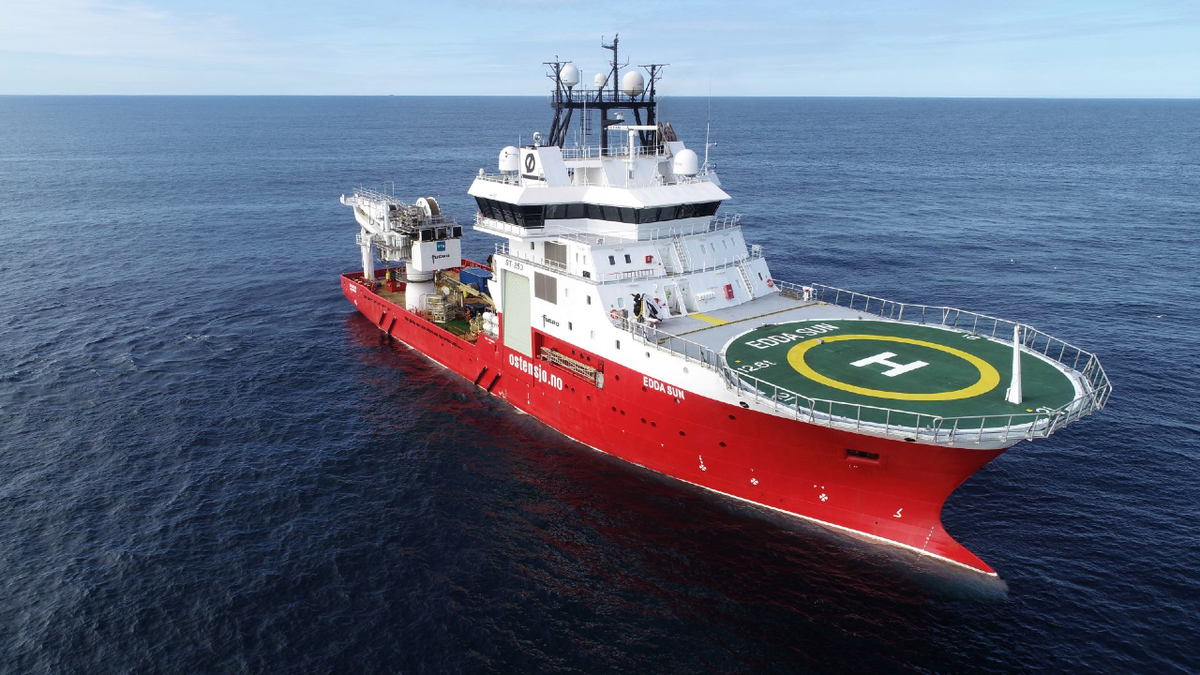 Fugro completes IRM for Ireland's largest gas field