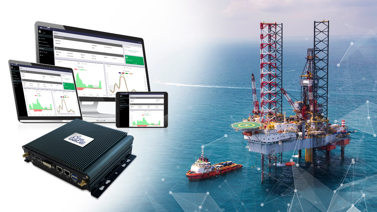 IEC Telecom's OneGate provides the capability for remote upgrades, maintenance and adaption via a digital dashboard