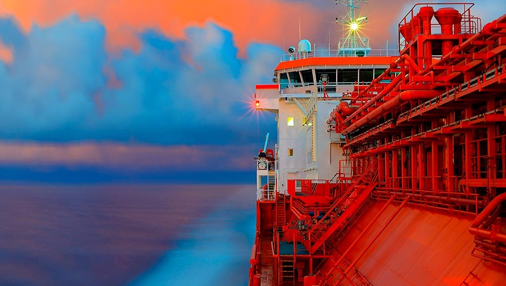 Making LPG fuel an option for the shipping industry