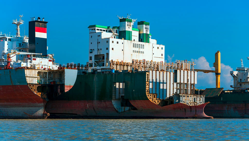 EU ship recycling regulation requires shipowners to act now