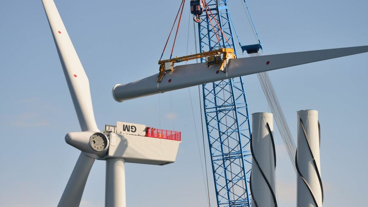 Offshore wind has 'colossal six months' in first half of 2020
