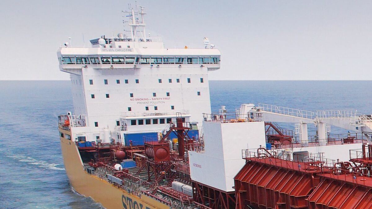Marlink will upgrade VSAT and IT systems on tanker Stolt Pride