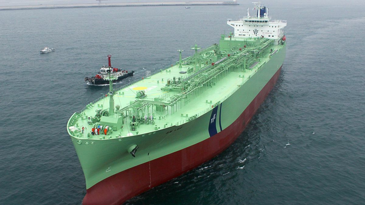 BW LPG has scheduled retrofits of gas carriers to LPG fuel
