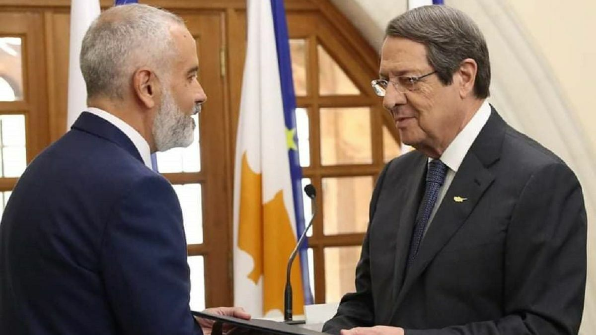 Cyprus appoints new shipping deputy minister
