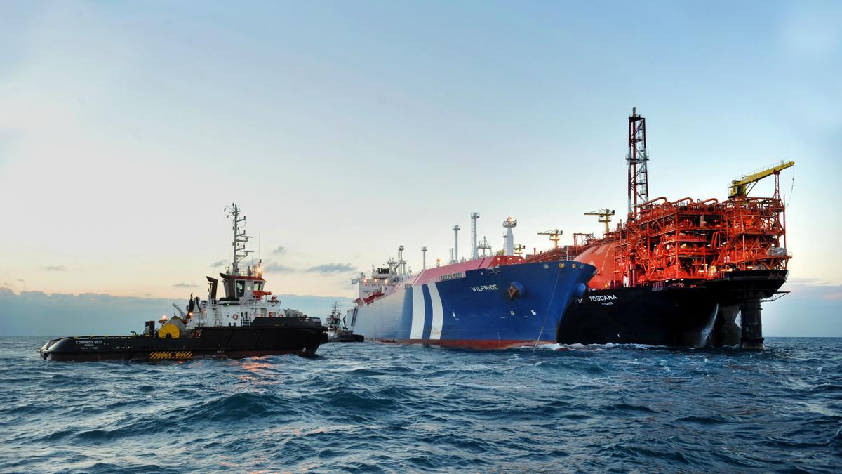 Auctions draw strong regas capacity interest at Italian FSRU