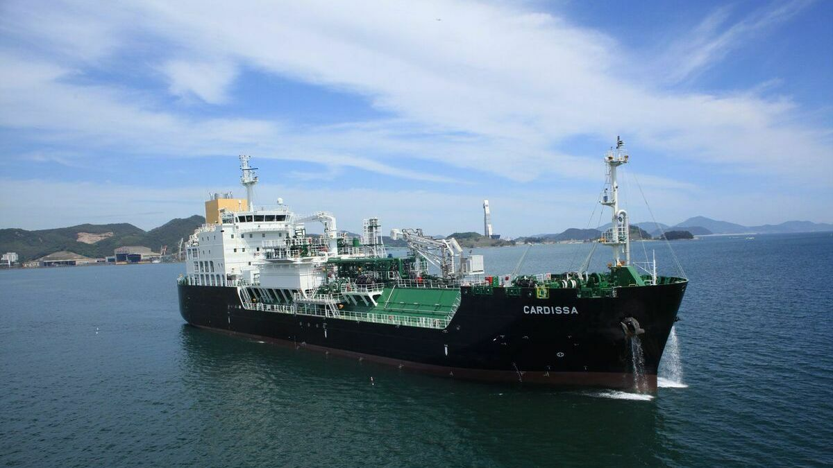 LNG marine fuel use to grow despite potential pandemic downturn