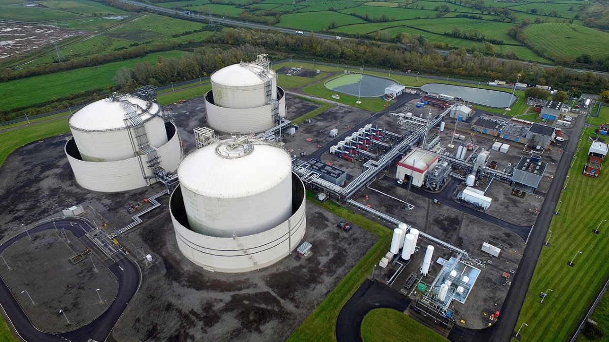 Former LNG facility to be converted to UK's largest LPG storage terminal