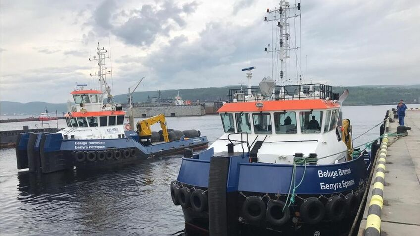 New ice-class tug acquired for Russian project towage