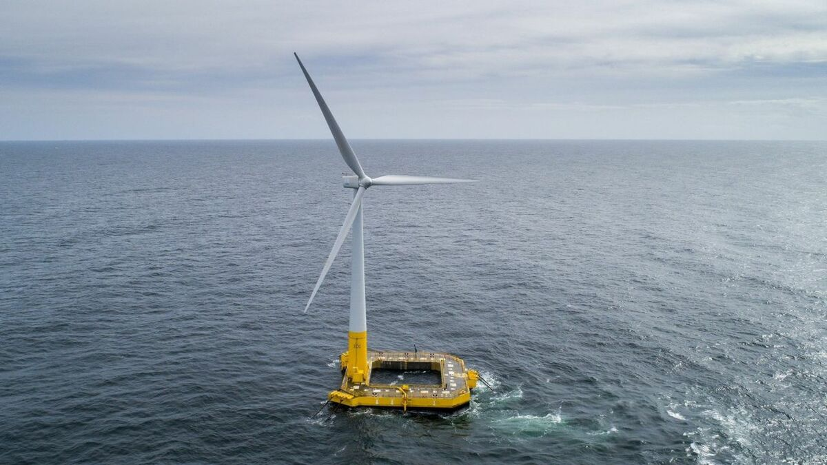 Elicio and BayWa are bidding Ideol's Damping Pool in the first ScotWind leasing round