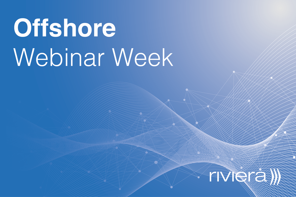Offshore Webinar Week