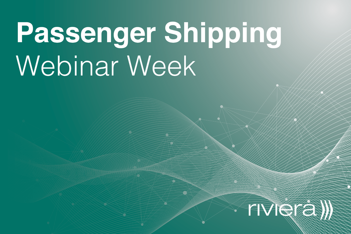Passenger Shipping Webinar Week
