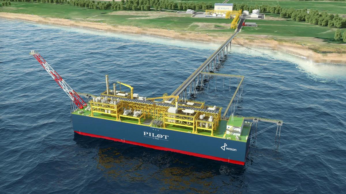 Former Excelerate executives plan Galveston LNG bunkering port