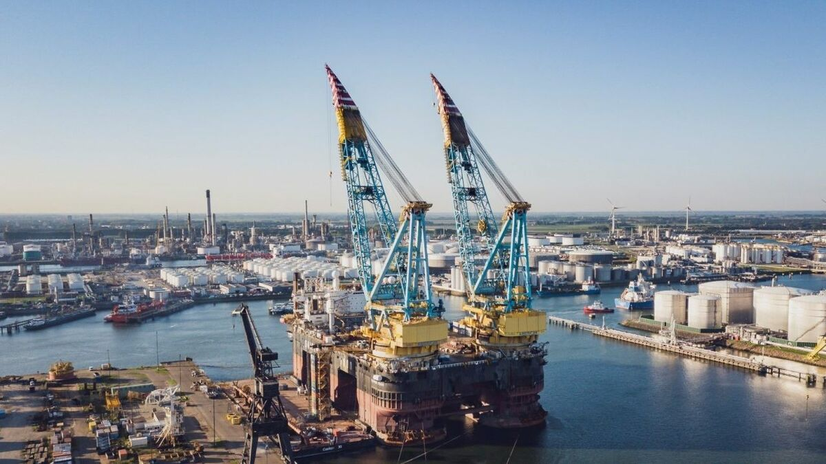 Saipem will use its vessel Saipem 7000 for the offshore wind projects