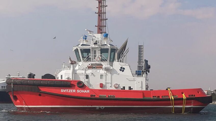Svitzer expands Middle East container ship escort fleet