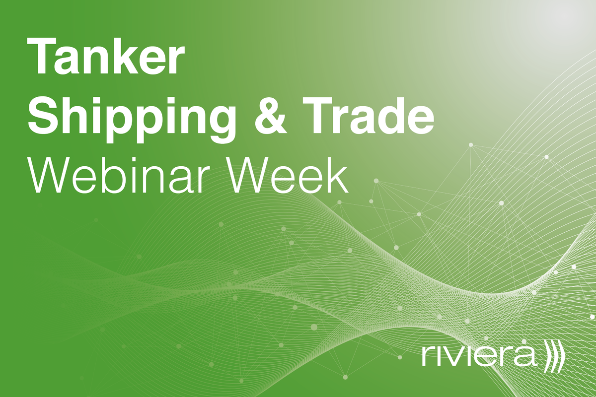 Tanker Shipping & Trade Webinar Week