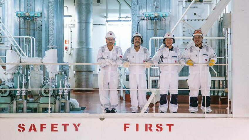 Teekay Tankers invests in digital crew management