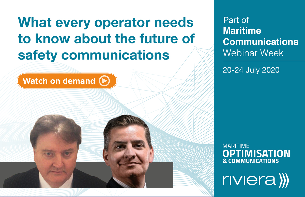 What every operator needs to know about the future of safety communications webinar panel