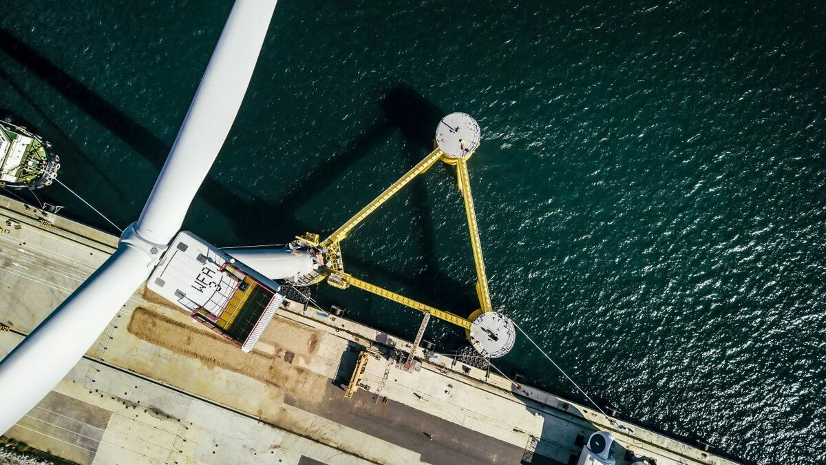 Ocean Winds is targeting floating and bottom-fixed offshore wind projects in Europe, the US and Asia