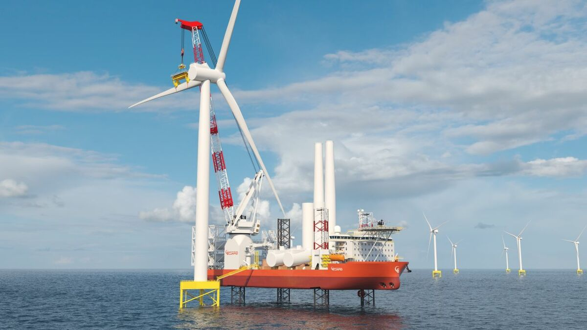 UPDATED: From coal to wind: Scorpio Bulkers enters turbine installation market