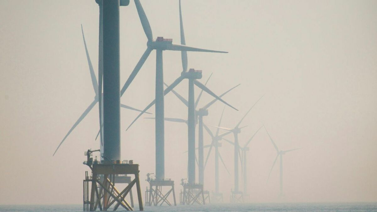 East Anglia One completed as work starts on massive offshore wind hub