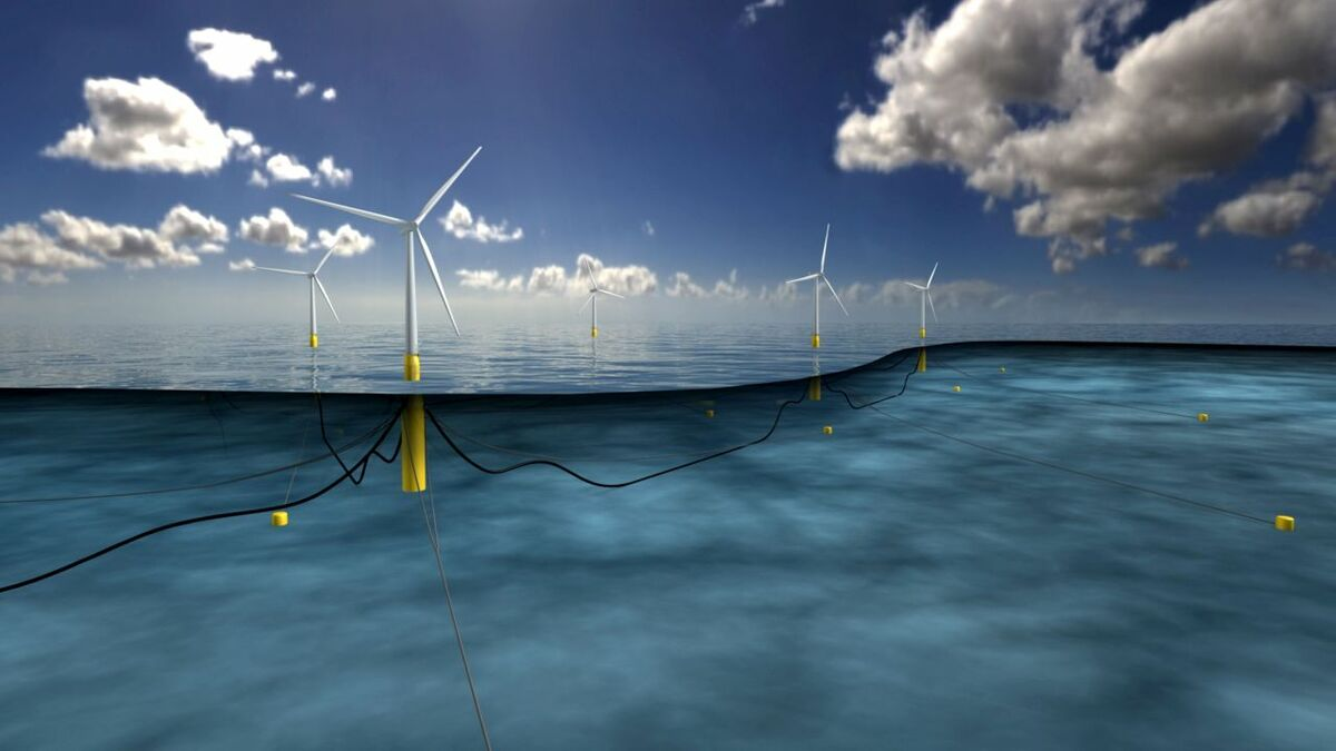 The Celtic Sea has huge potential for floating wind, which could create thousands of green jobs